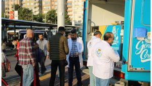Haliliye Belediyesinden vatandaşlara sıcak çorba ikramı