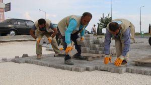 Haliliye'de yeni yollar halkın hizmetine açılıyor