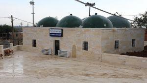 Harran'da tarihi cami Cuma namazıyla açıldı