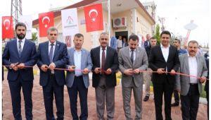 Karaköprü Seyrantepe'de semt pazarı açıldı!