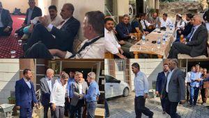 Misiad Genel Başkanı Öncel'in Şanlıurfa Temasları