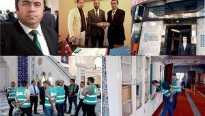 Şanlıurfalı Müdürden İstanbul'da örnek çalışma