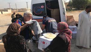 Vali Erin: Şanlıurfa'da 11 bin 423 kişi tahliye edildi