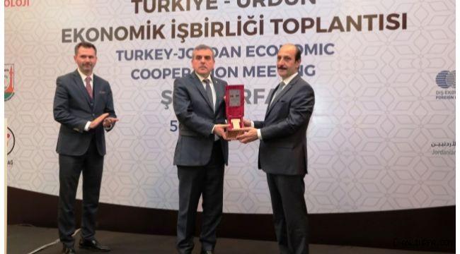 Başkan Beyazgül'den yatırımcılara Şanlıurfa daveti