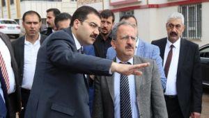 Başkan Canpolat: ''Var gücümüzle Haliliye'miz için çalışıyoruz''