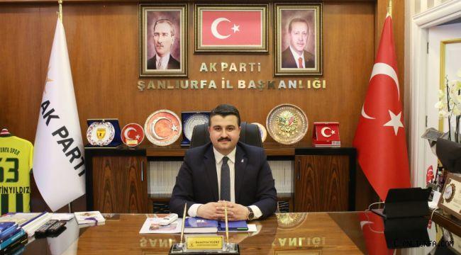 Başkan YILDIZ'dan 10 Kasım Mesajı
