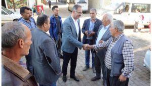 Eyyübiye'ye yeni park ve yollar kazandırıldı