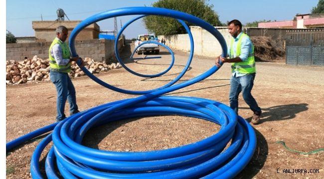 Kırsal Mahalleler İçme Suyuna Kavuşuyor