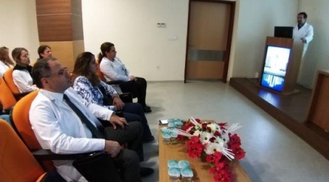 Şanlıurfa'da Diyabet Semineri düzenlendi