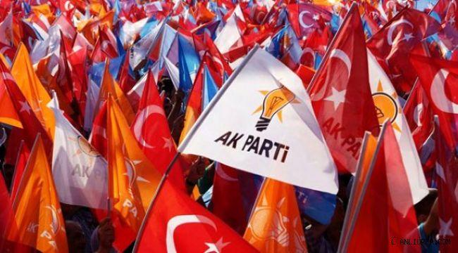 AK Partili 3 ilçe başkanı istifa etti