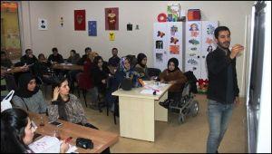 KPSS'ye Engelli Vatandaşlara Eğitim Desteği
