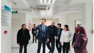 Eyyübiye Semt Polikliniği Yeni Binasına Taşındı