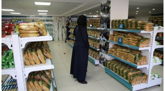 Haliliye Belediyesi Sosyal market kapılarını açtı