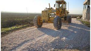 Haliliye'de ekipler 4 mevsim iş başında