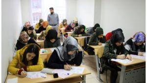 Haliliye'de öğrencilere ücretsiz deneme sınavı