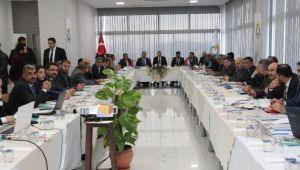 Haliliye'de planlama ve koordinasyon toplantısı