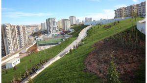 Karaköprü'de yeşil seferberliği sürüyor