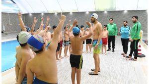 ''Yüzme Bilmeyen Kalmasın'' projesi