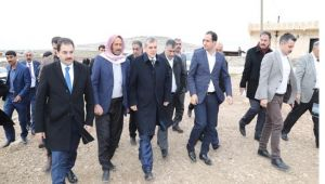 Başkan Canpolat: Haliliye'nin Her Tarafından Tarih Fışkırıyor