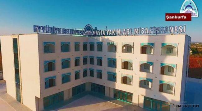 Eyyübiye Belediyesi tek çatı altında toplandı