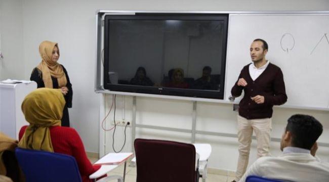 Haliliye Belediyesinde İşaret Dili Eğitimi Sürüyor