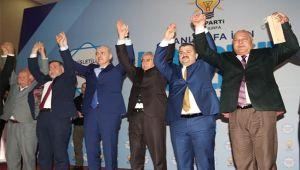 Harran ve Ceylanpınar'da AK Parti'ye katılım