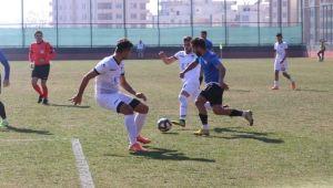 Karaköprü 3 puanı 3 golle aldı