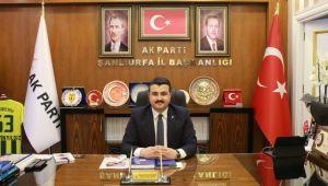 Başkan Yıldız'dan 18 Mart Çanakkle Zaferi Mesajı