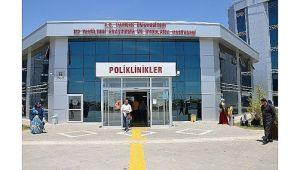Harran Üniversitesi Hastanesi Hastane Acil Afet Programını aktive etti