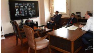 Şanlıurfa'da Online Koordinasyon Toplantısı