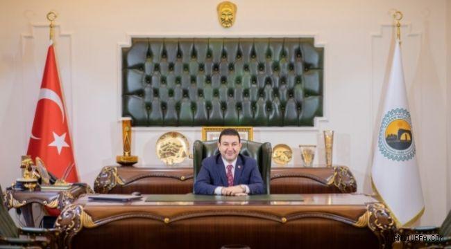 Başkan Özyavuz'un Berat Kandili Mesajı