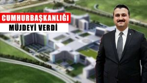 Başkan Yıldız'dan Şanlıurfa'ya şehir hastanesi müjdesi!