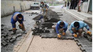Haliliye Belediyesi çalışmaları 4 koldan sürdürüyor