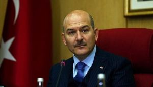 İçişleri Bakanı Süleyman Soylu istifa ettiğini açıkladı