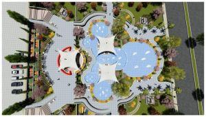 Karaköprü'ye 5 bin metrekarelik modern park