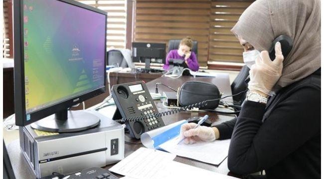 Şanlıurfa Büyükşehir'den 65 yaş üstü vatandaşlarla 3 dilde iletişim