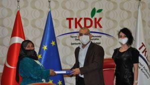 TKDK Tarımsal Üretimi Desteklemeye Devam Ediyor