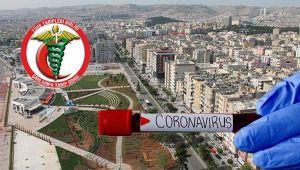 Urfa'da koronavirüs vaka sayısı kaç oldu?