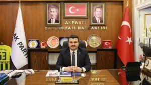 AK Parti İl Başkanı Yıldız'dan Bayram mesajı