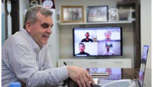 Başkan Beyazgül'den Gençlere Yerlikaya Sürprizi