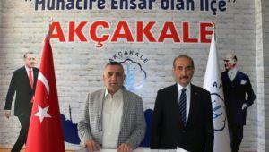 Başkan Yalçınkaya ve Vekil Akay'dan birlik mesajı!