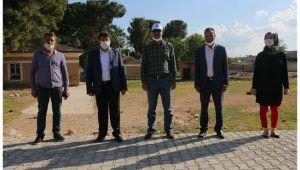 Eyyübiye Belediyesinden Eyyübiye kırsalına önemli proje