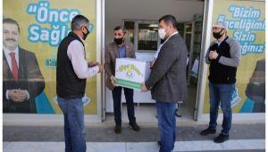 Haliliye Belediyesinden çölyak hastalarına gıda desteği