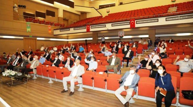 Şanlıurfa Büyükşehir Meclisi Olağanüstü Toplandı