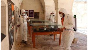 Şanlıurfa'daki tesisler ve müzeler 1 Haziran'a hazır