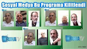 Urfa'da Sosyal Medya Bu Programa Kilitlendi