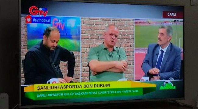 Başkan Çakır: Urfaspor'a sahip çıkalım