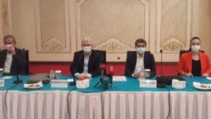 DEVA Partisi'nin Şanlıurfa'daki ilk toplantısı gerçekleşti