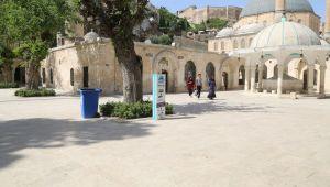 Eyyübiye Belediyesi, Dezenfekte İstasyonları Kurmaya Devam Ediyor
