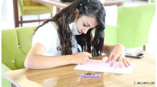 Eyyübiyeli gençler sınavlara hazırlanıyor